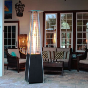 AZ Patio Heaters HLDSO-WGTHG Quartz Glass Tube Patio Heater