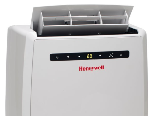 Honeywell MN10CESWW 10,000 BTU Portable Air Conditioner with Remote Control