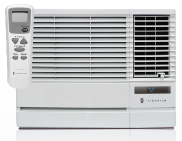 Friedrich CP06G10A window air conditioner with remote control