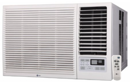 LG Electronics LW1214HR window-mounted air conditioner