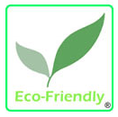 Eco-friendly logo for air conditioners