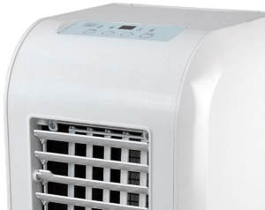 Soleus Air KY-80 Portable Air Conditioner - front and top controls